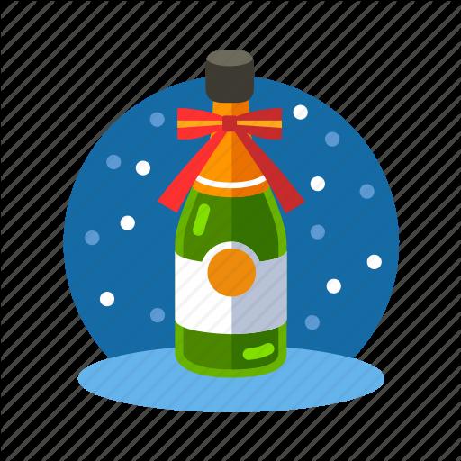 Champaign clipart sparkling champagne. Beverage christmas liquor xmas