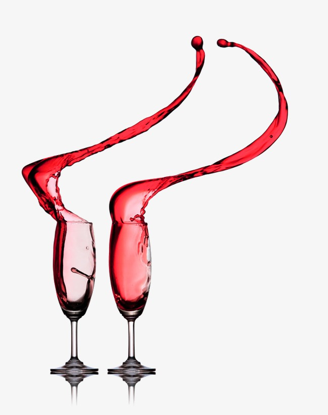Of red wine good. Champaign clipart splash