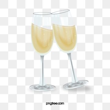 Champagne glass png psd. Champaign clipart vector