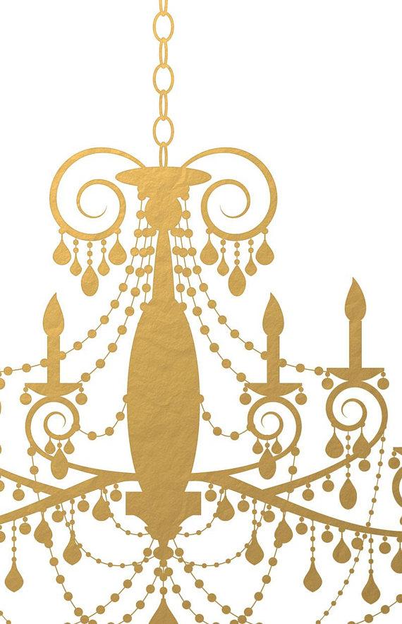 Gallery x accent wedding. Chandelier clipart gold chandelier