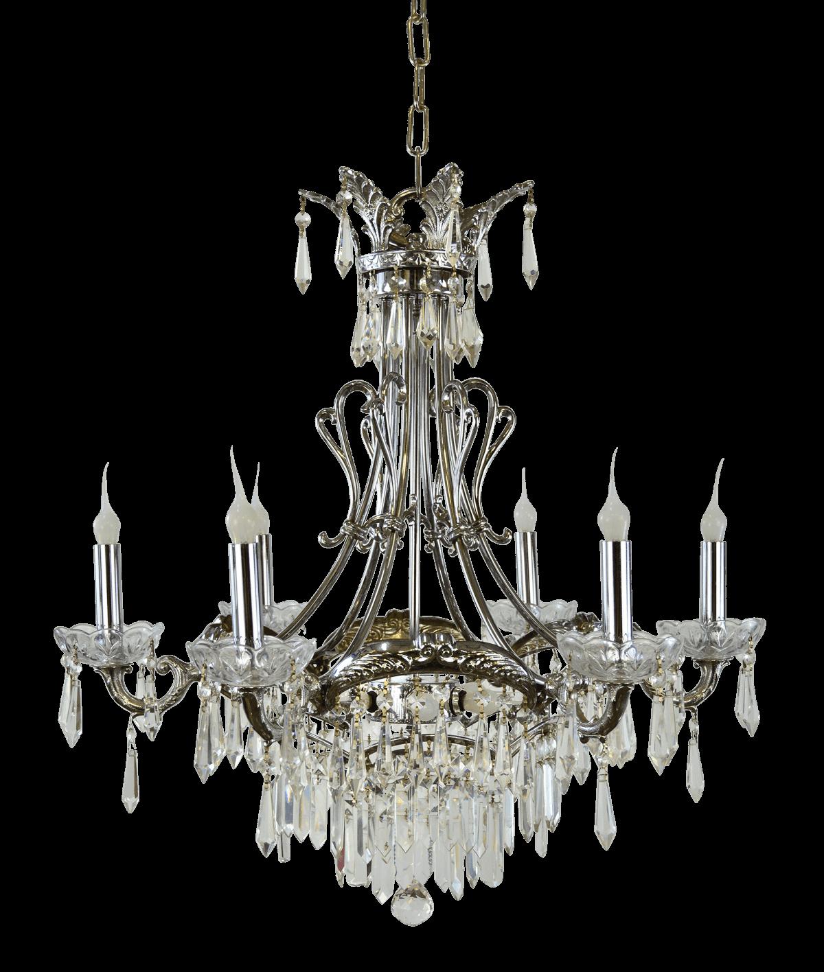 Lights clipart transparent background. Vintage chandelier png stickpng