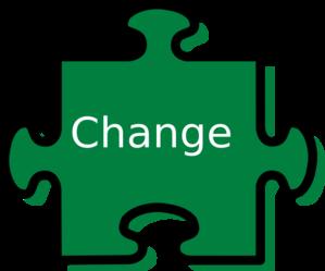 . Change clipart