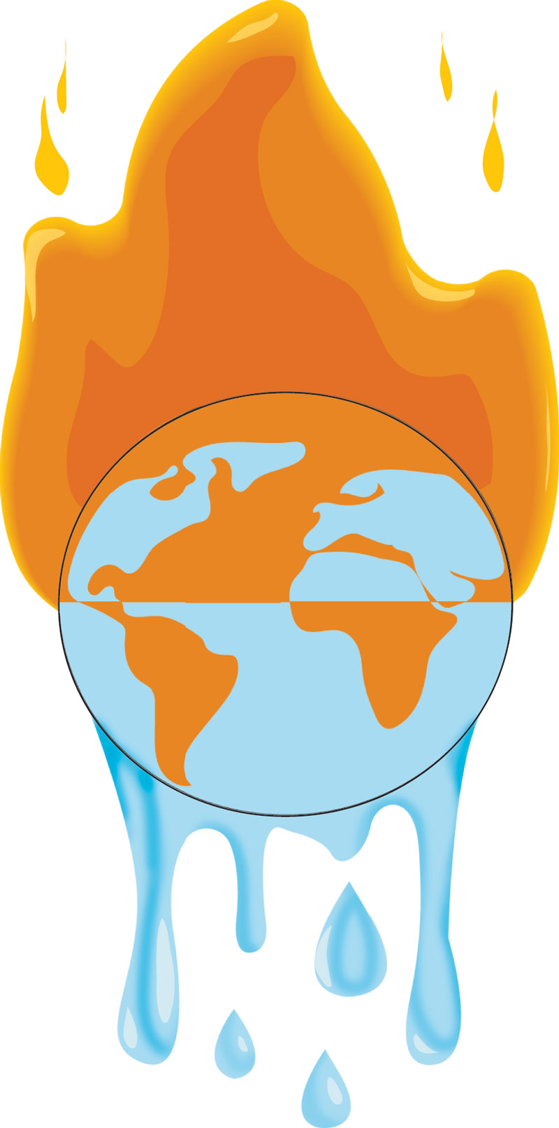 Is really a thing. Change clipart climate