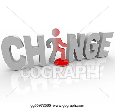 Button clipart drawing. Change man in word