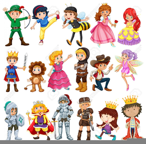 Character clipart. Story book free images