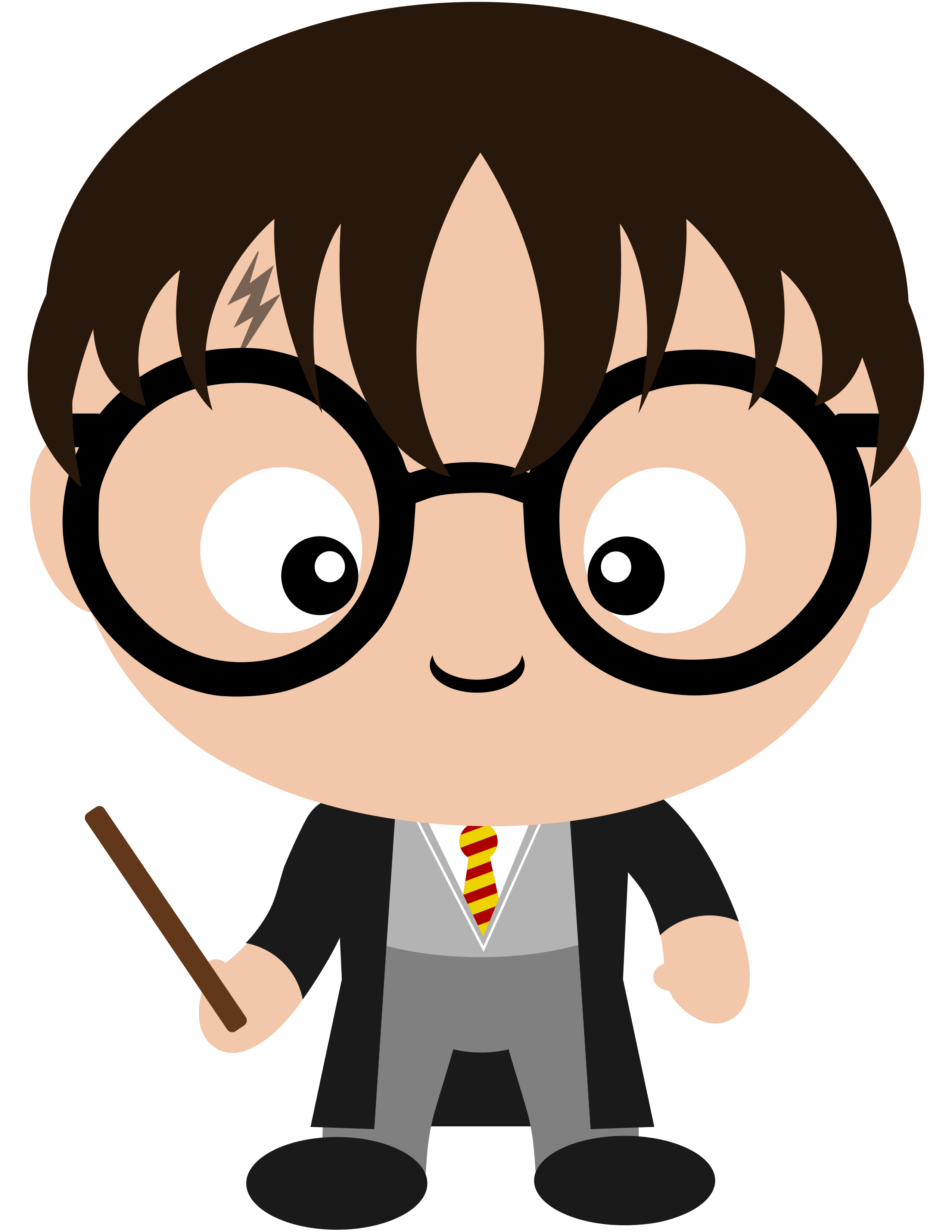 Character clipart. The one and only