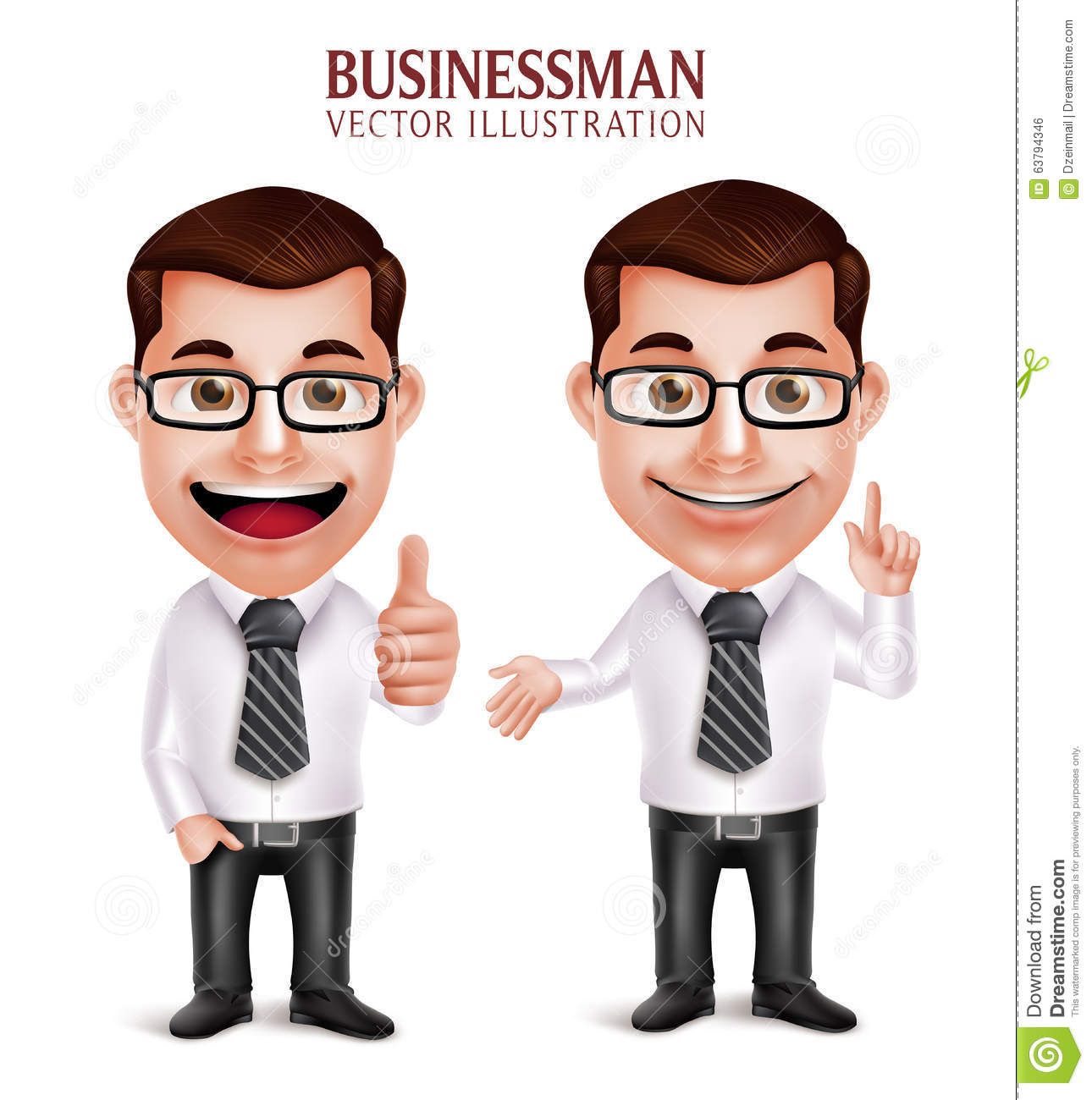 Character clipart business man. Hand gesture pointing pencil