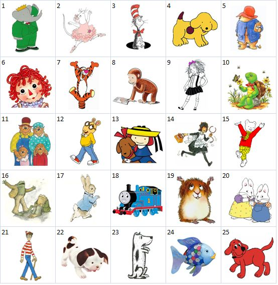 Ms drewes children s. Character clipart children's