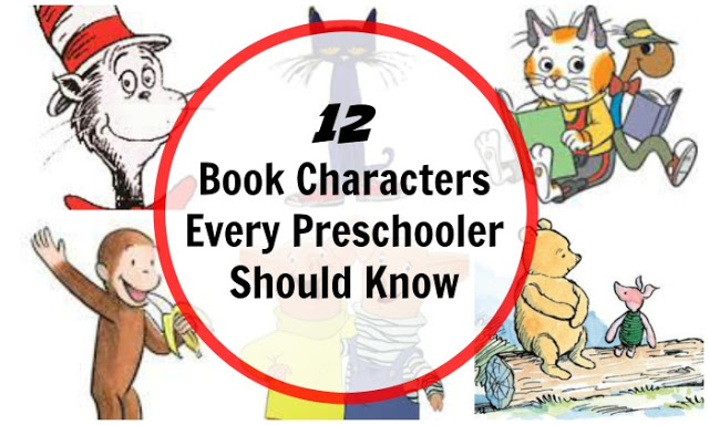 book characters for. Character clipart children's