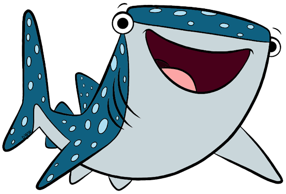 characters clipart finding nemo