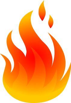 Characters clipart flame. Cartoon fire flames panda