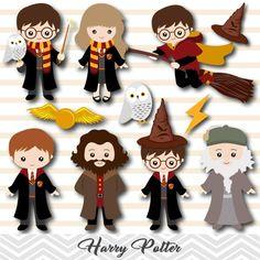 best clip art. Characters clipart harry potter