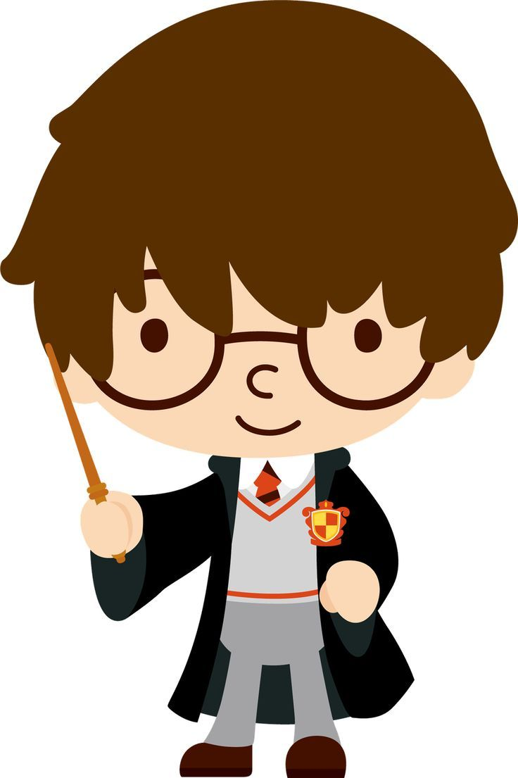 Character clipart harry potter. Image result for cartoon