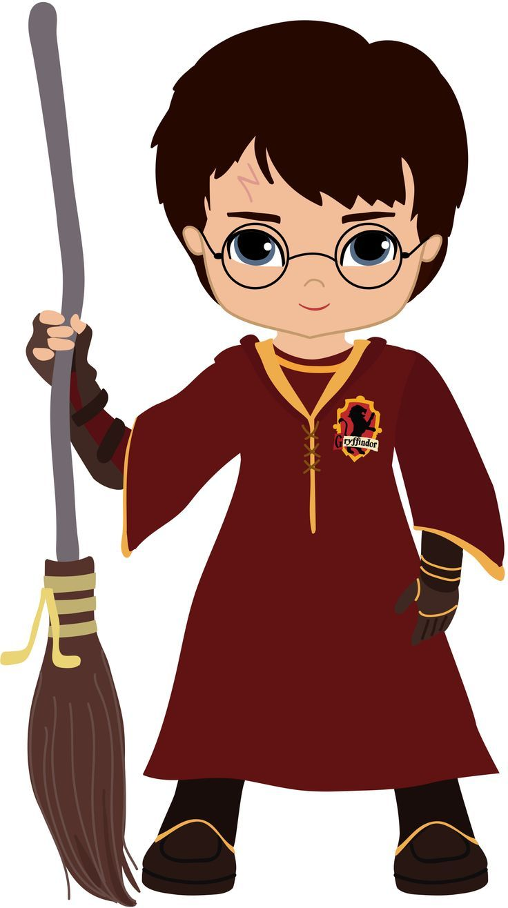 afad cc e. Character clipart harry potter