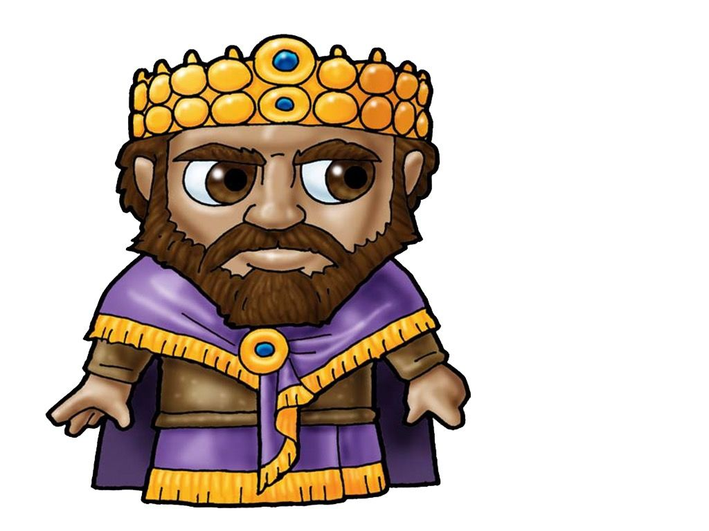 Free bible images clip. Character clipart king