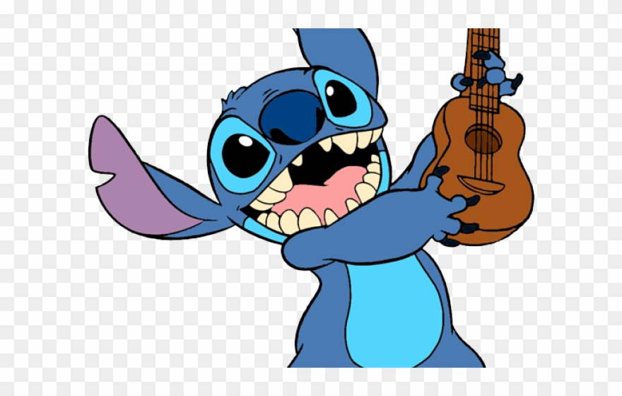 Disney lilo and et. Stitch clipart main character