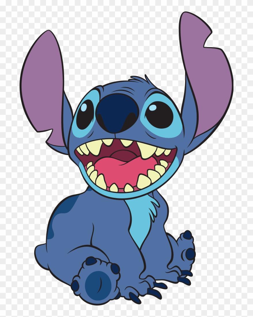 Stitch clipart cute. Disney lilo character key