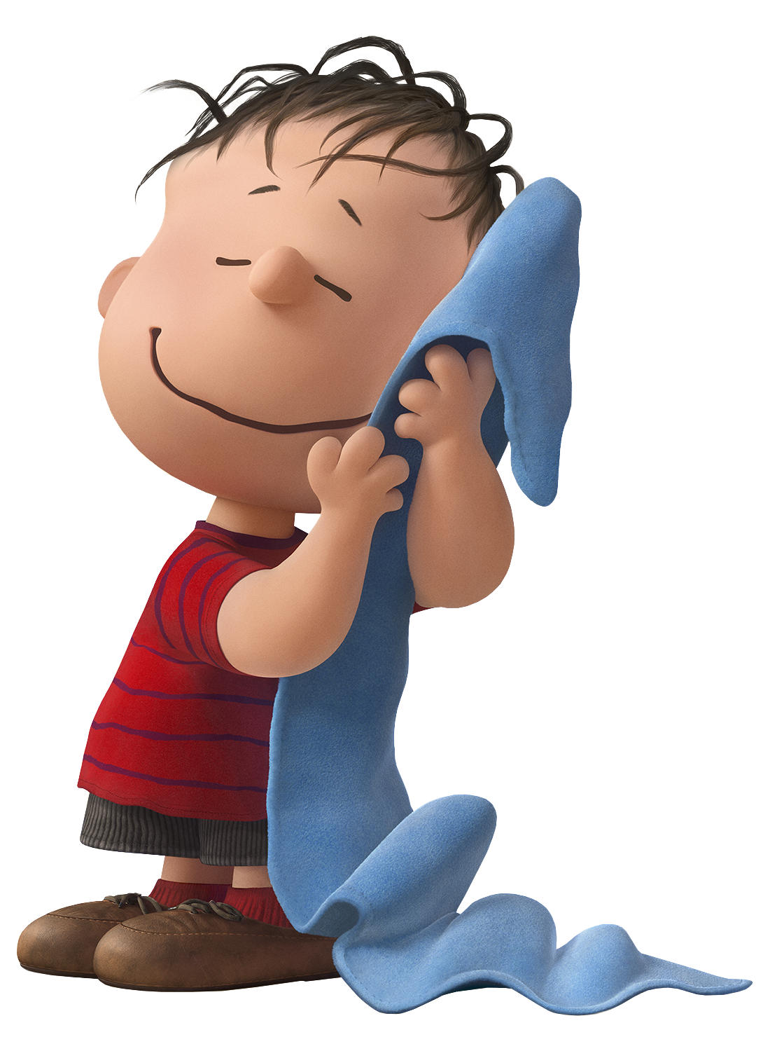 The peanuts movie transparent. Character clipart linus