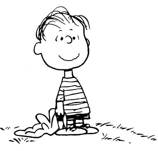 Character clipart linus. Snoopy clip art picture