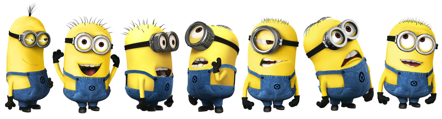 Character clipart minions. A movie that s
