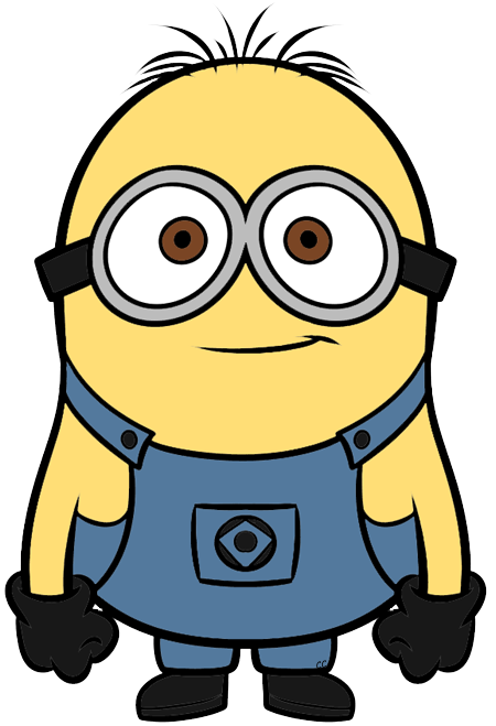 Despicable me clip art. Character clipart minions