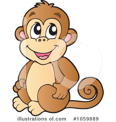 Rf panda free images. Monkey clipart character