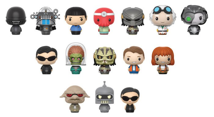 Character clipart sci fi. Pint size heroes are