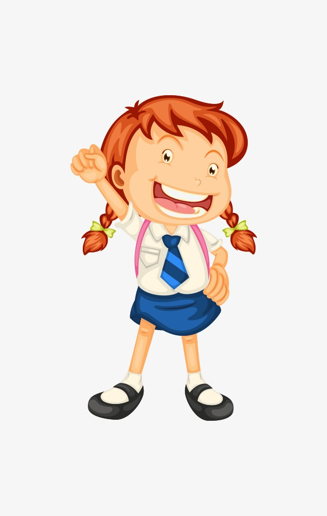 characters clipart student