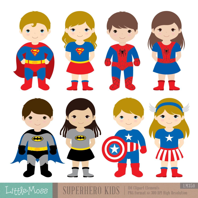 kids costumes superheroes. Costume clipart superhero costume