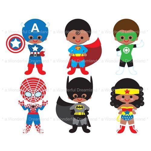 Pin by cindy sroufe. Superheroes clipart superhero class