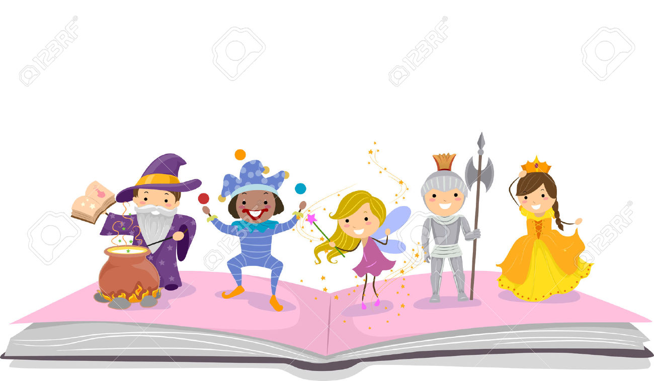 Characters clipart. Station