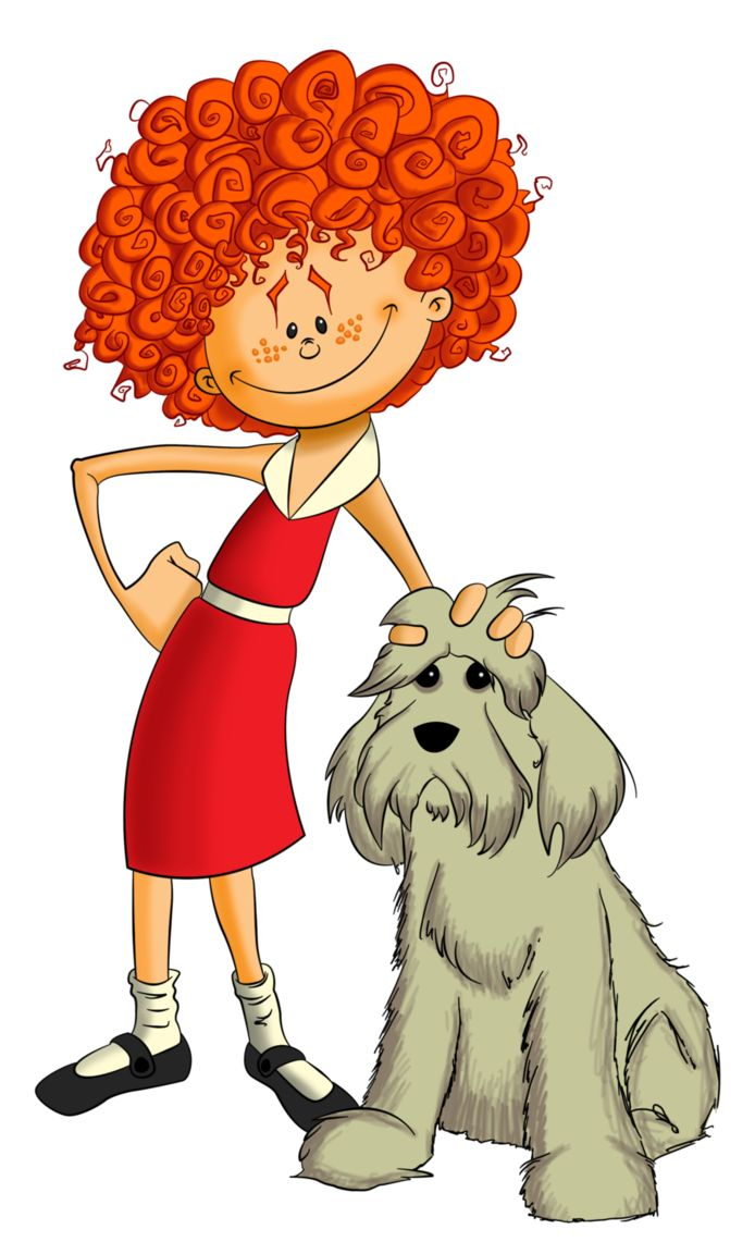 best images on. Characters clipart annie