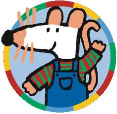 Maisy by lucy cousins. Characters clipart children's
