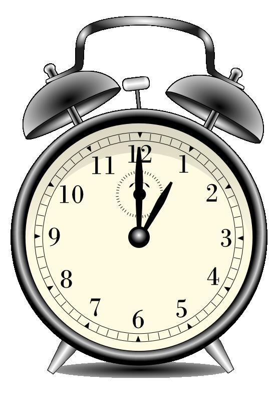 Clocks clipart calendar. Alarm clock clip art