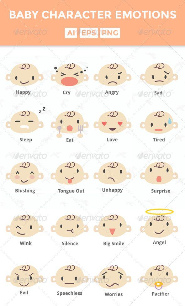Characters clipart emotion.  best slava images