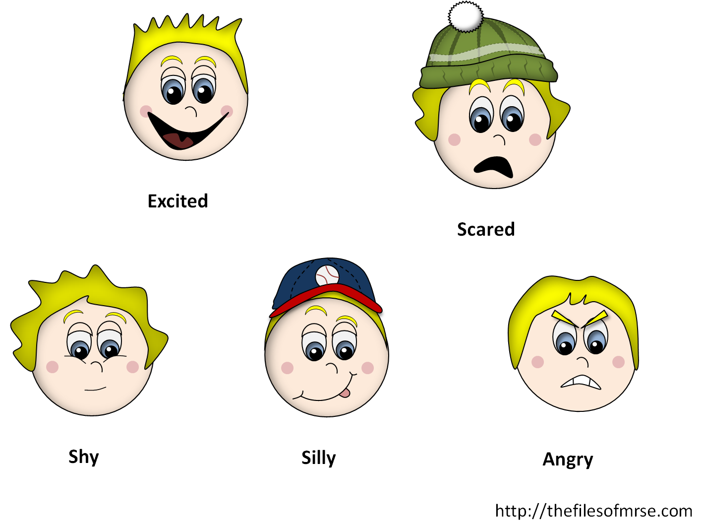 Shy clipart shy kid. Feelings and emotions
