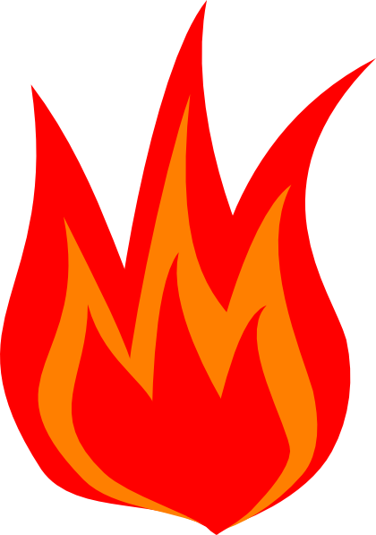 Flames clipart royalty free. Flame cartoon download best