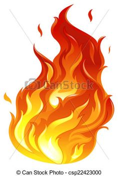 Characters clipart flame.  sets with vector