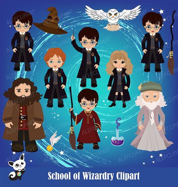 Wizards fan art wizard. Characters clipart harry potter