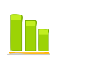 Chart clipart bar chart. Clip art at clker