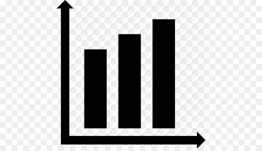 Chart clipart black and white. Bar statistics computer icons