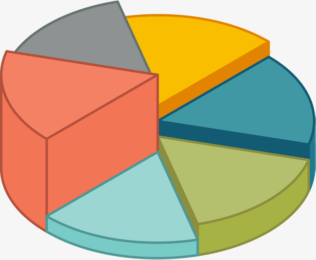 Chart clipart cartoon. Color bar analysis table