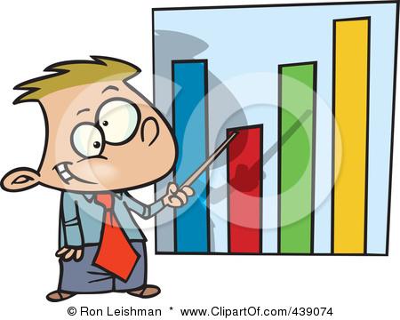 Line graph . Chart clipart cartoon