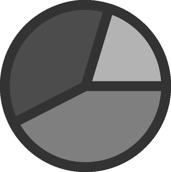 Graph clipart svg. Pie chart clip art