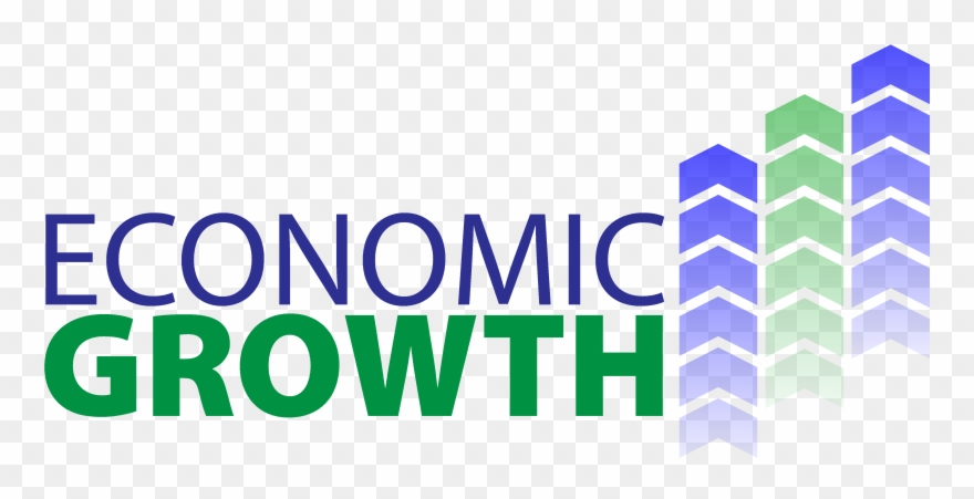 Economy clipart growth rate. Picture royalty free library