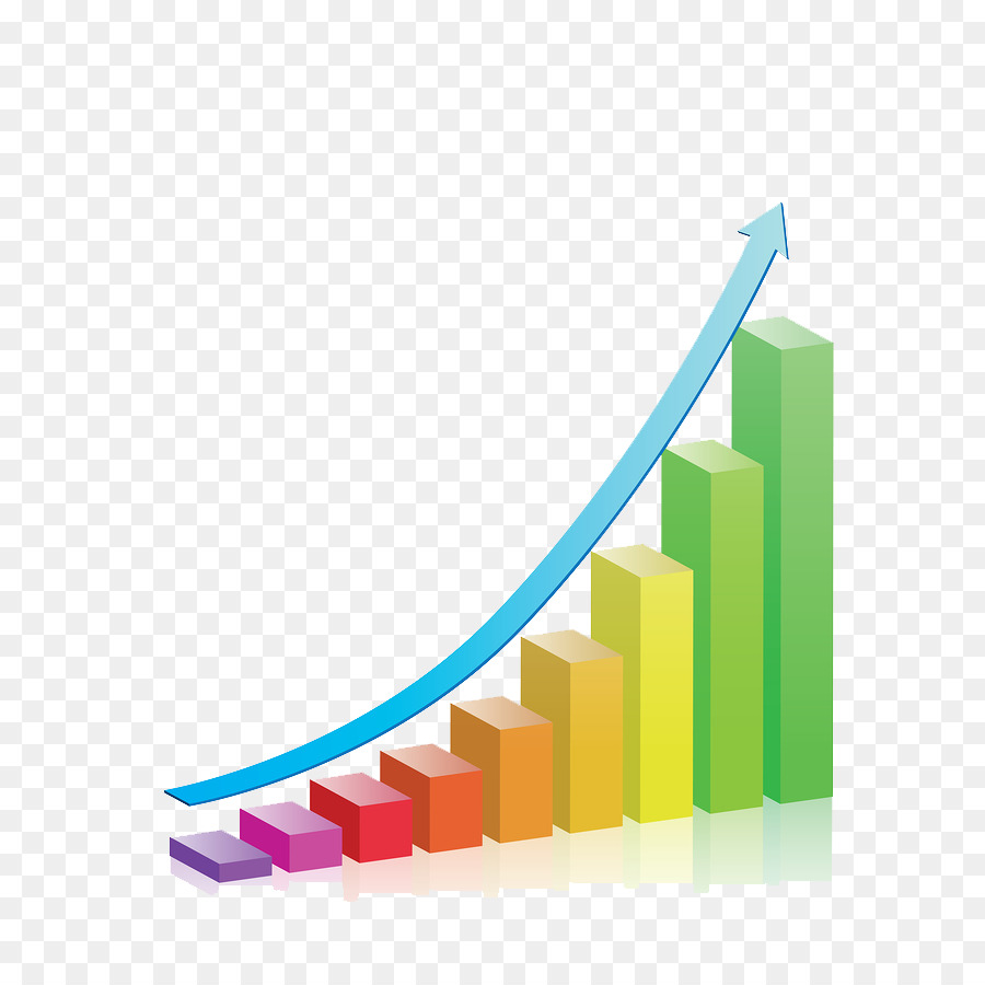 Economic free content clip. Business clipart business growth