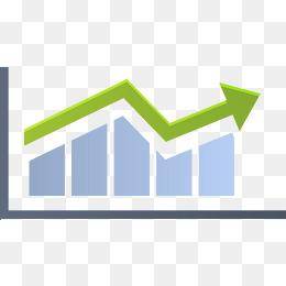 Graph clipart economic graph. Distribution png images vectors
