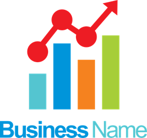 Chart clipart finance chart. Business stock company logo