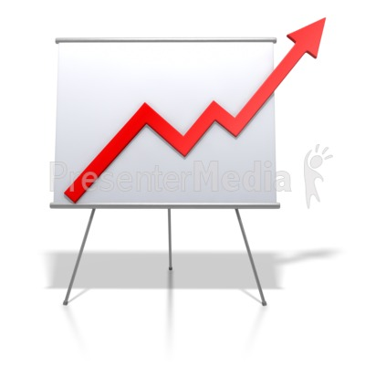 Chart clipart graphing. Increasing graph