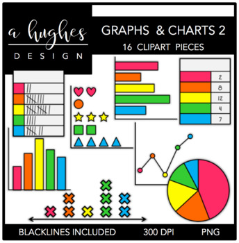 Graphs charts a hughes. Chart clipart graphing